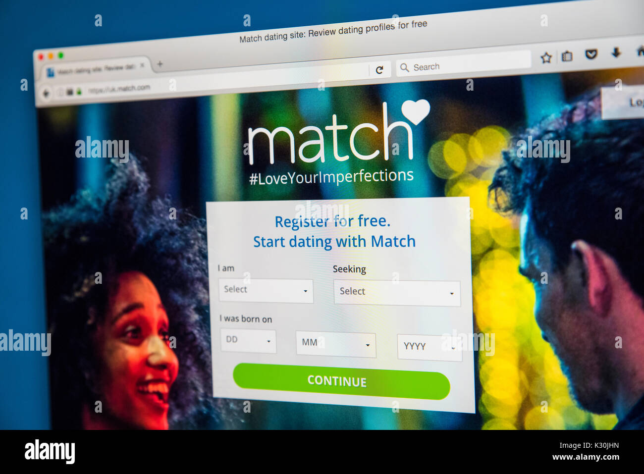 Austin online dating match service