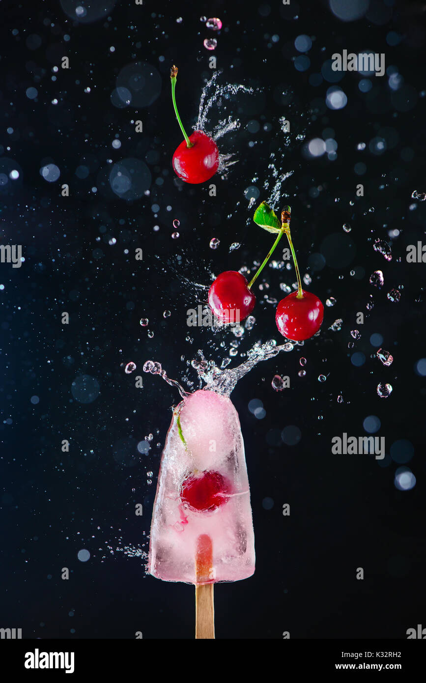 Popsicle Stock Photos Amp Popsicle Stock Images Alamy