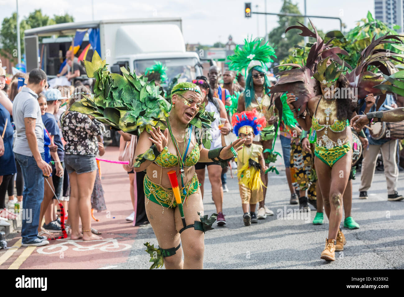 Caribbean Culture: West Indian Carnival Stock Photos & West Indian Carnival