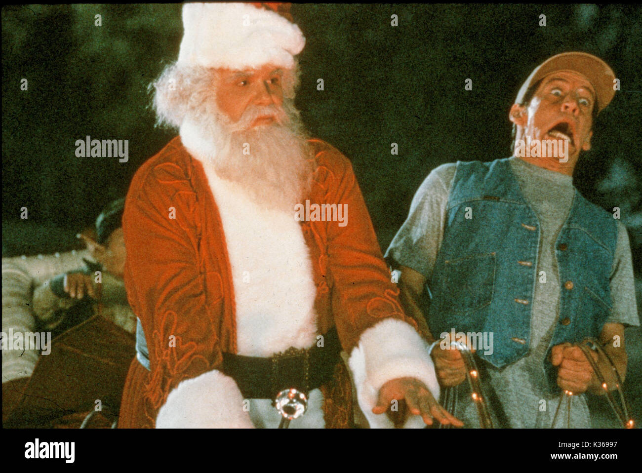 ERNEST SAVES CHRISTMAS OLIVER CLARK, JIM VARNEY PICTURE FROM THE ...