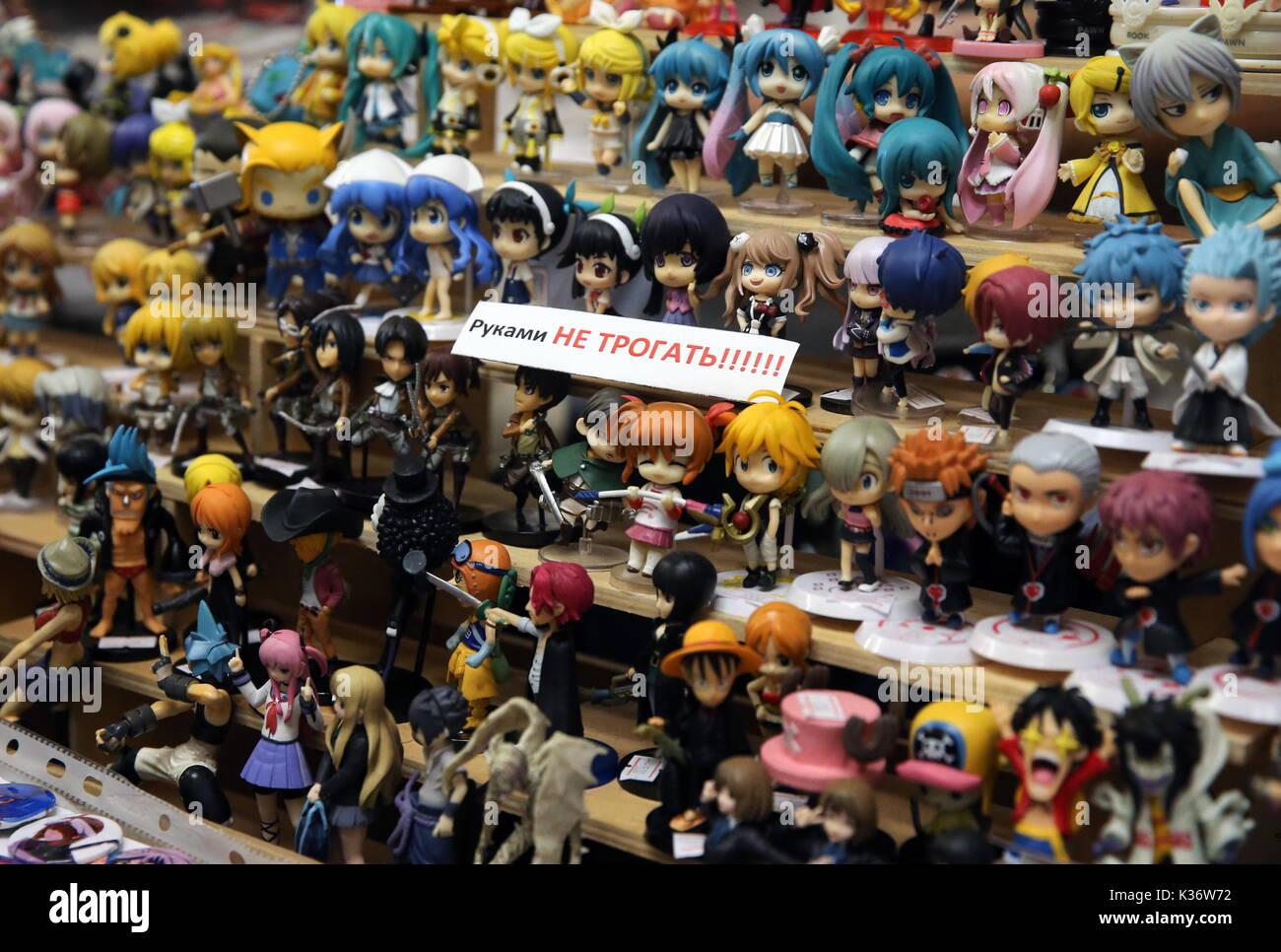 Toys N Joys Hawaii : Anime toys stock photos images alamy