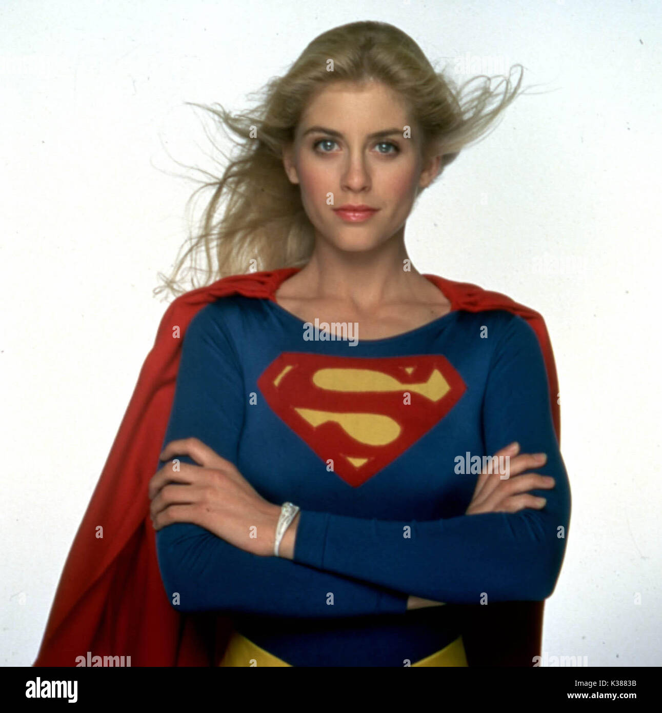supergirl helen slater 1984 stock photos amp supergirl helen
