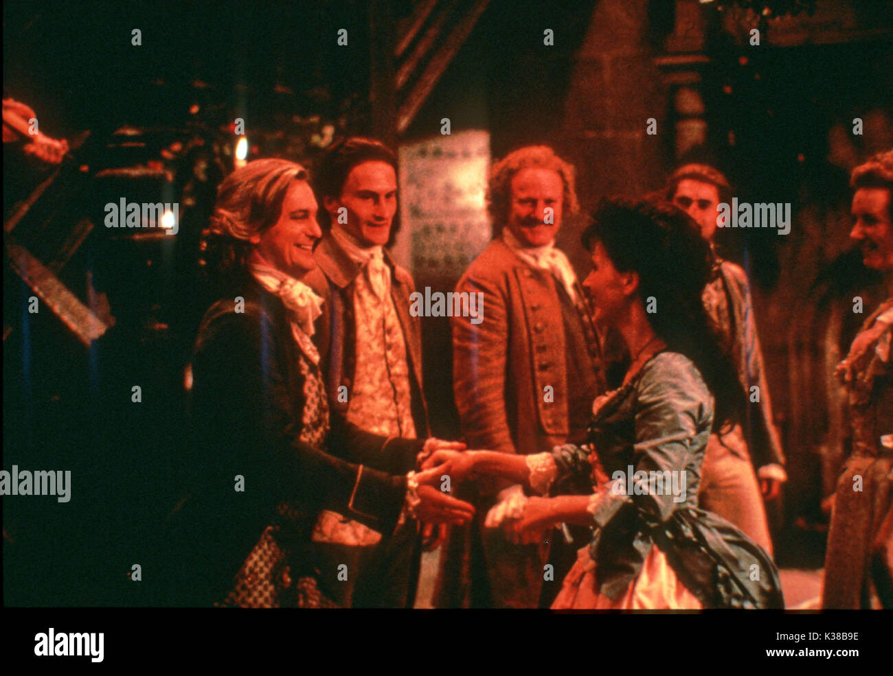 wuthering heights paramount pictures simon shepherd as edgar  wuthering heights paramount pictures simon shepherd as edgar linton left dancing juliette binoche date 1992