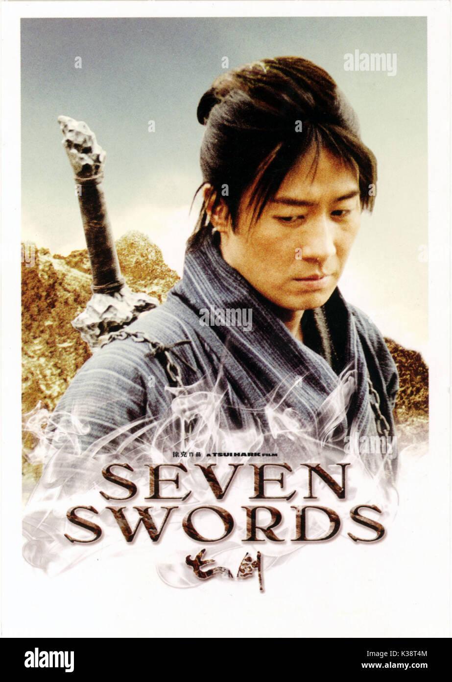 Seven Swords Stock Photos & Seven Swords Stock Images