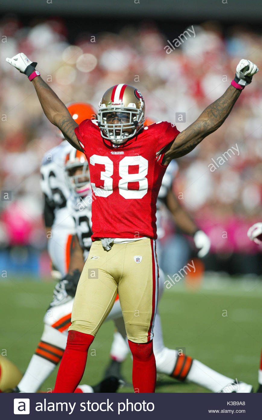 f0f8cc639ffa9 ... Goldson Jersey Dashon Goldson. The San Francisco 49ers defeated the  Cleveland Browns by the final score of Nike ...