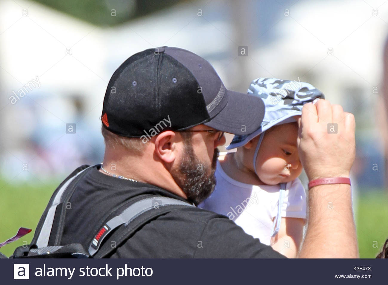 Kevin James And Kannon Valentine James. Kevin James U0027King Of Queensu0027 Was  Spotted