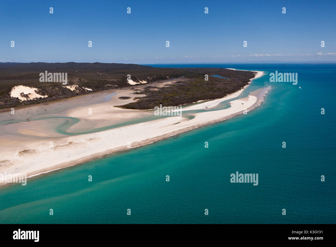 how to go to moreton island from brisbane