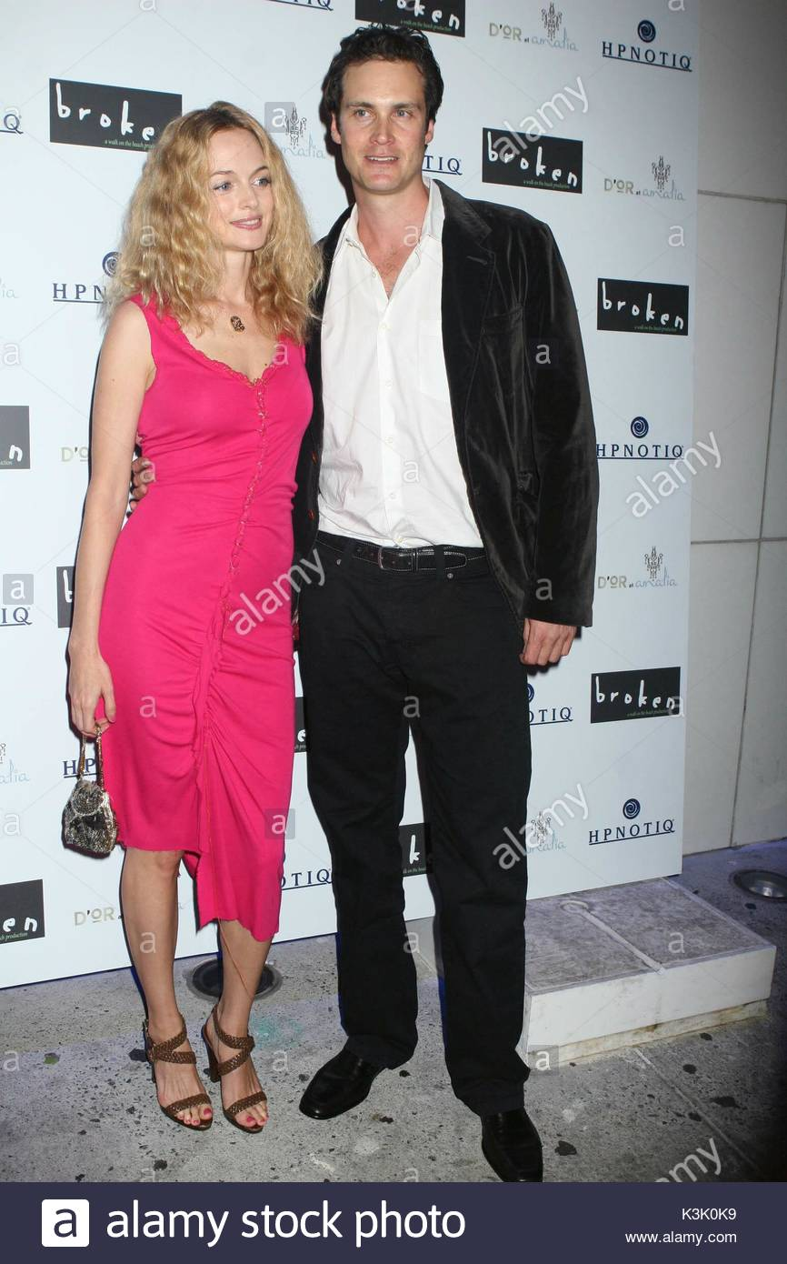 Is Randall Batinkoff Married Top heather graham and randall batinkoff stock photos & heather graham