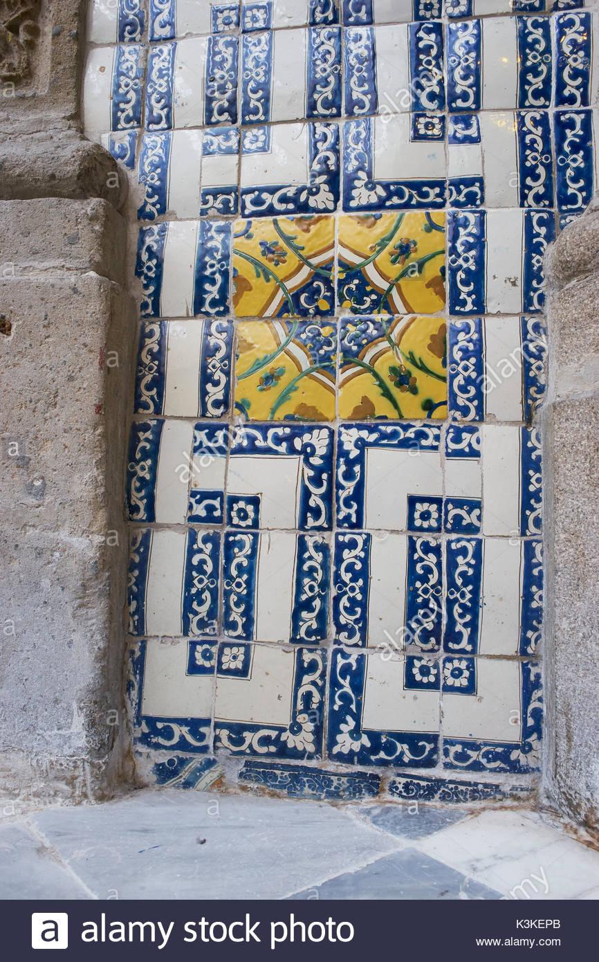 Los azulejos stock photos los azulejos stock images alamy for Azulejos de mexico
