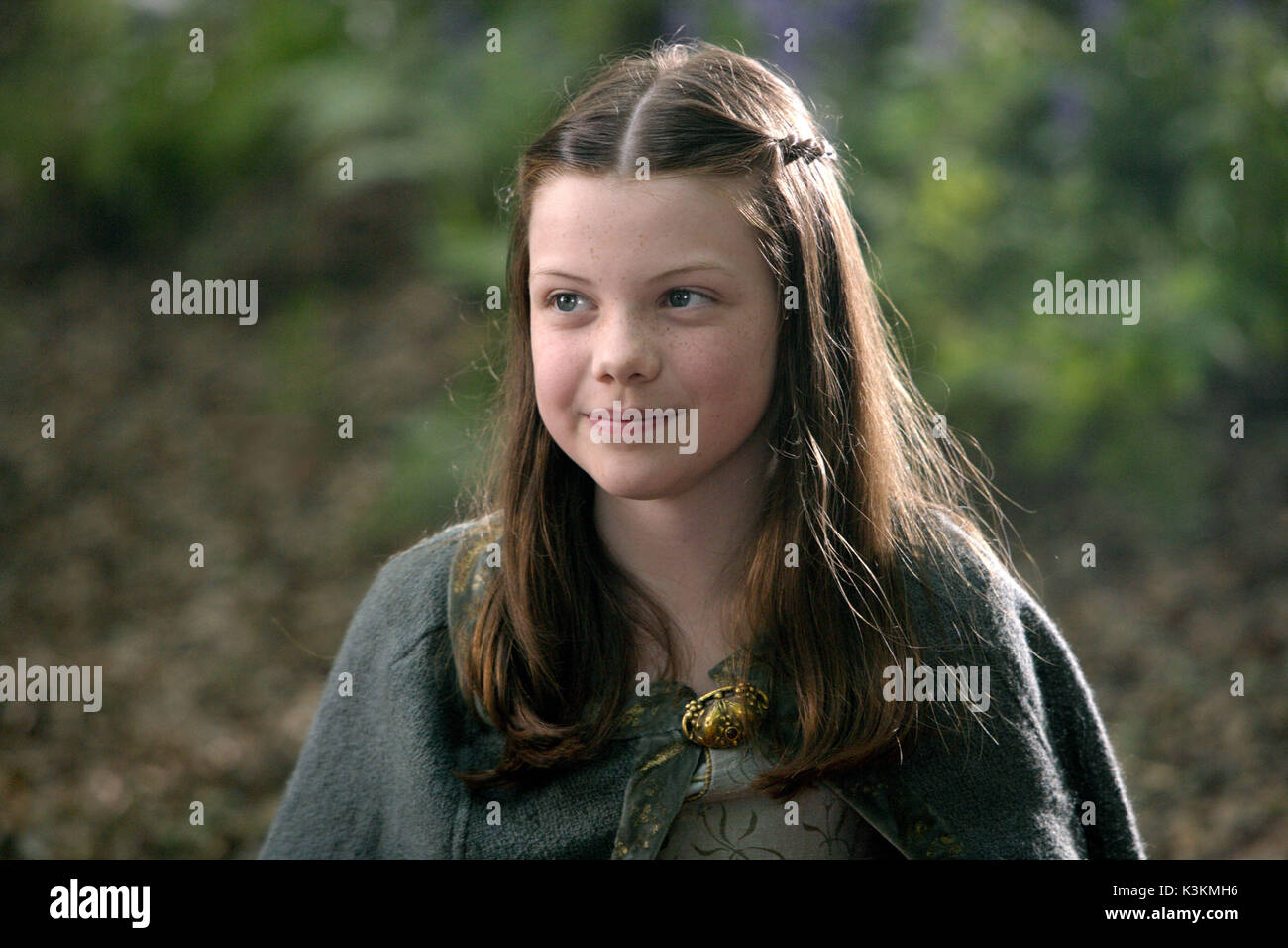 The Chronicles Of Narnia Prince Caspian Lucy Georgie Henley Stock P...