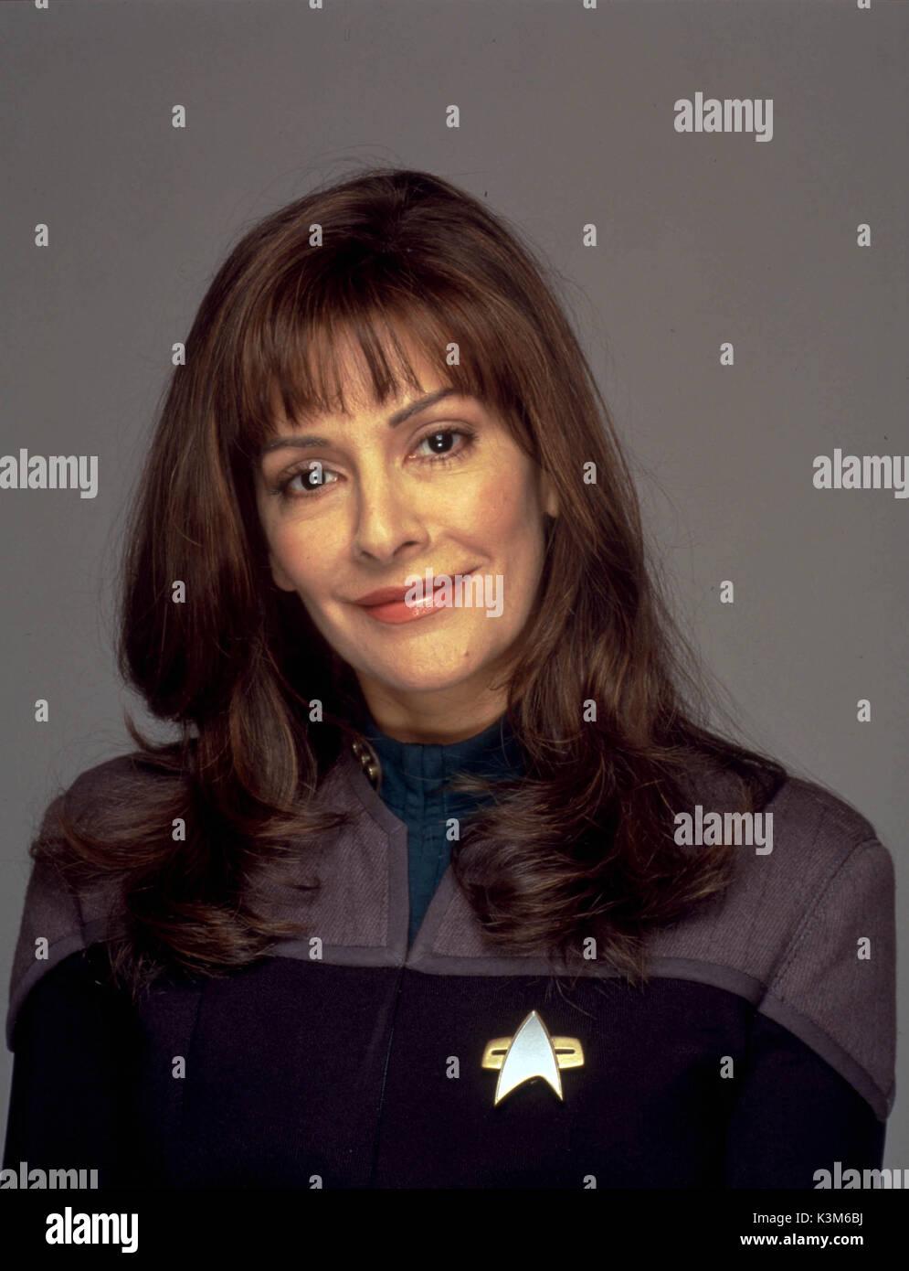 Marina sirtis aka counselor deanna troi - 2 part 6