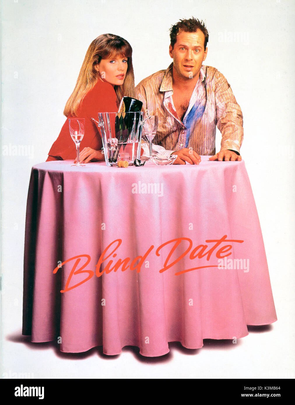 blind date bruce willis Meanwhile leading man bruce willis is all buttoned-down at least julie andrews isn't in blind date so, willis's life is ruined when he plies basinger with.