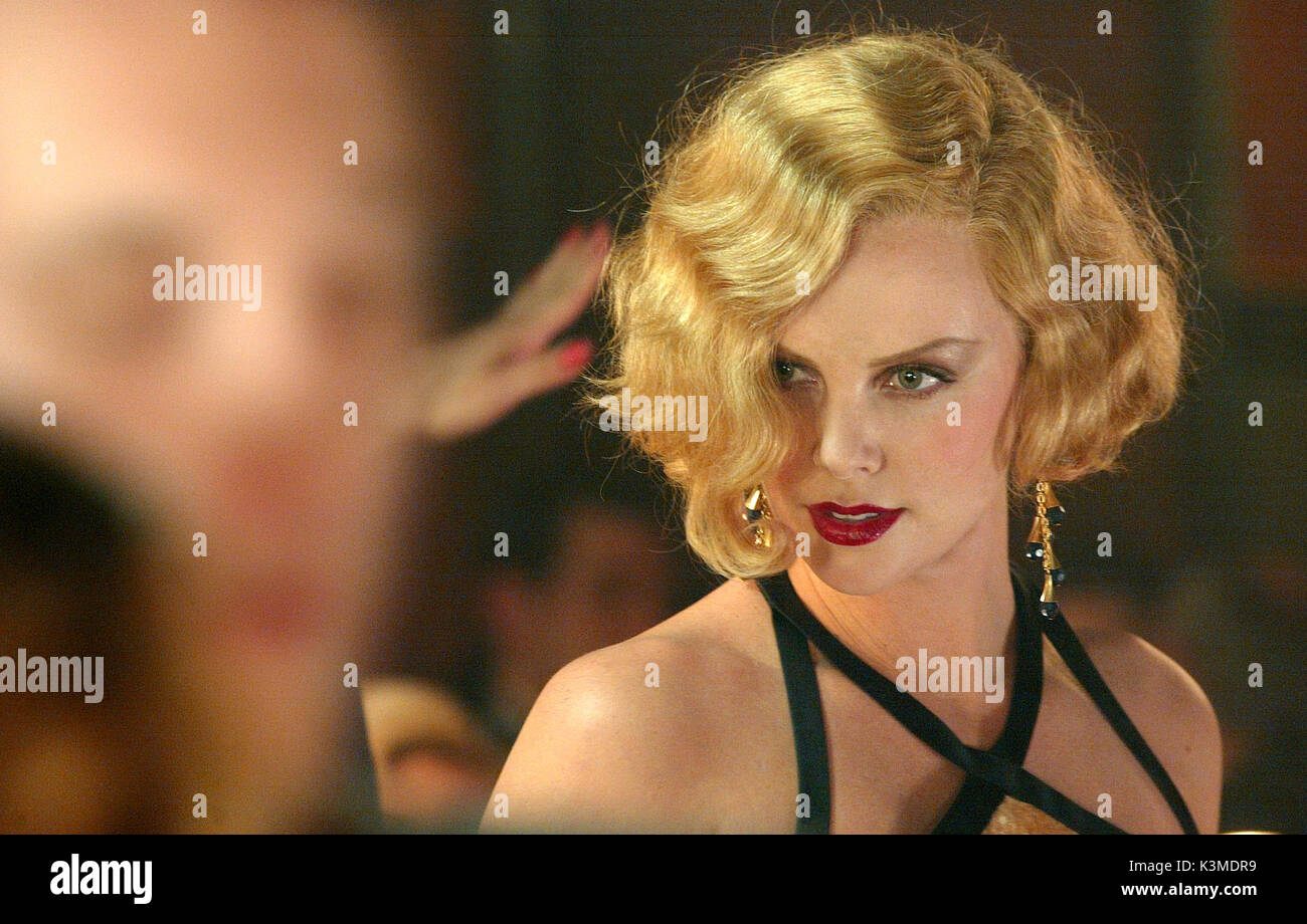 image Charlize theron head in the clouds