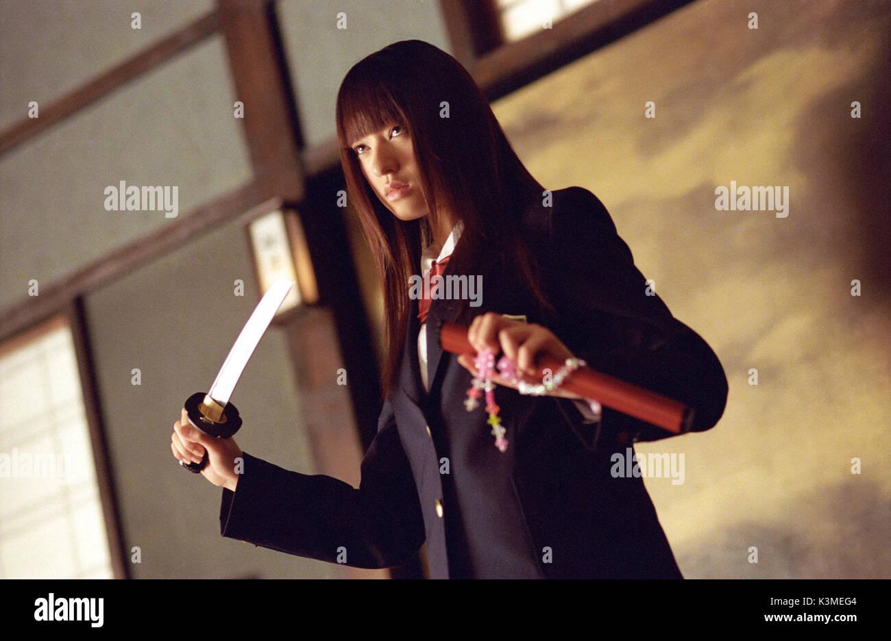 Kill bill vol 3 release date in Australia