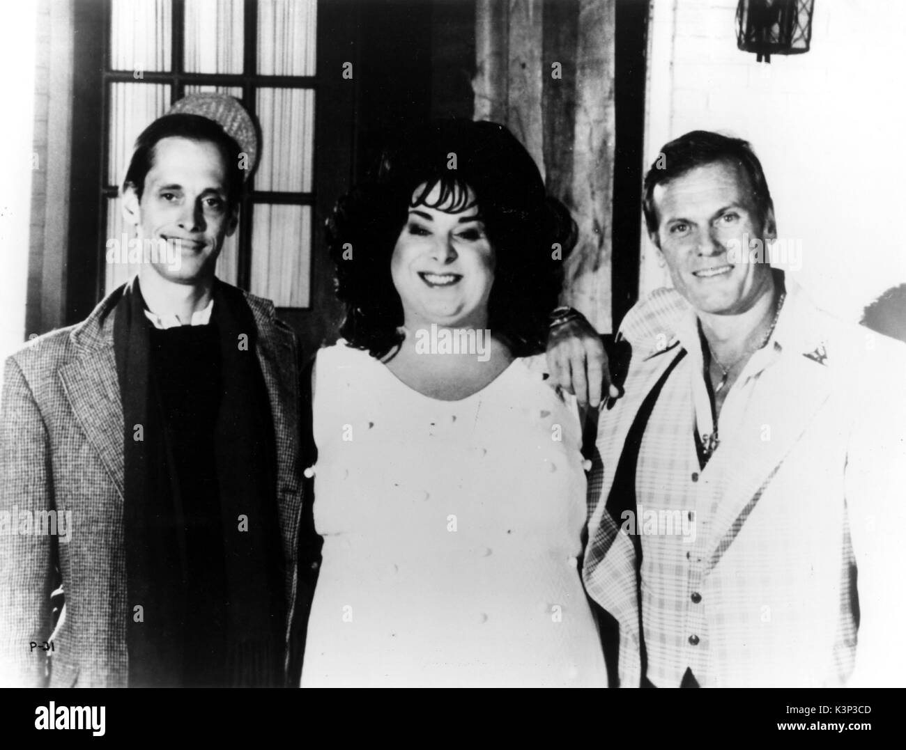 POLYESTER [US 1981] Director JOHN WATERS, DIVINE, TAB HUNTER Date: 1981