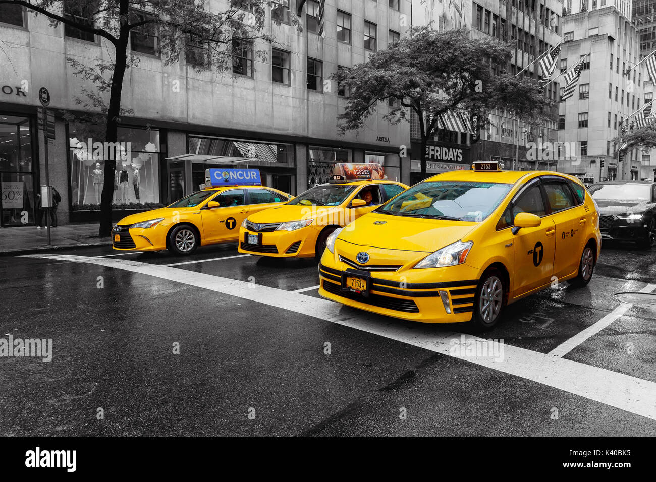 new york city usa 01 augusr 2017 photo new york city taxi cab yellow stock photo royalty free. Black Bedroom Furniture Sets. Home Design Ideas