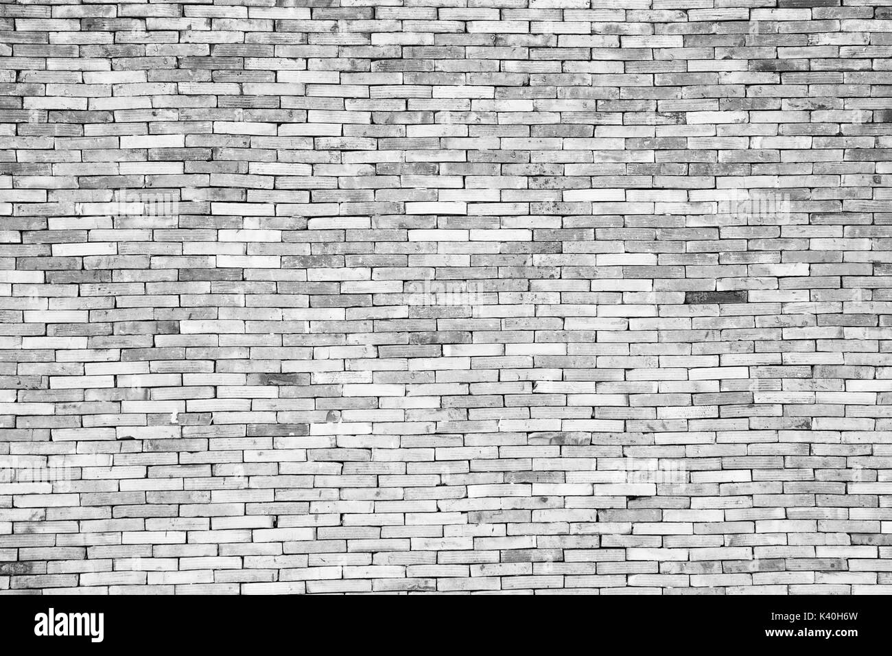 Old White Brick Wall Texture Design Empty White Brick