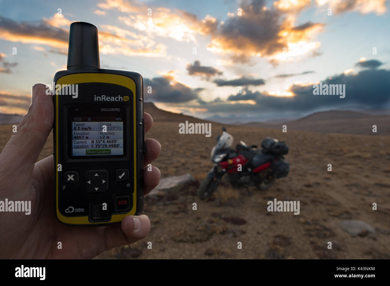 Deosai Stock Photos Deosai Stock Images Alamy - What's the elevation at my location