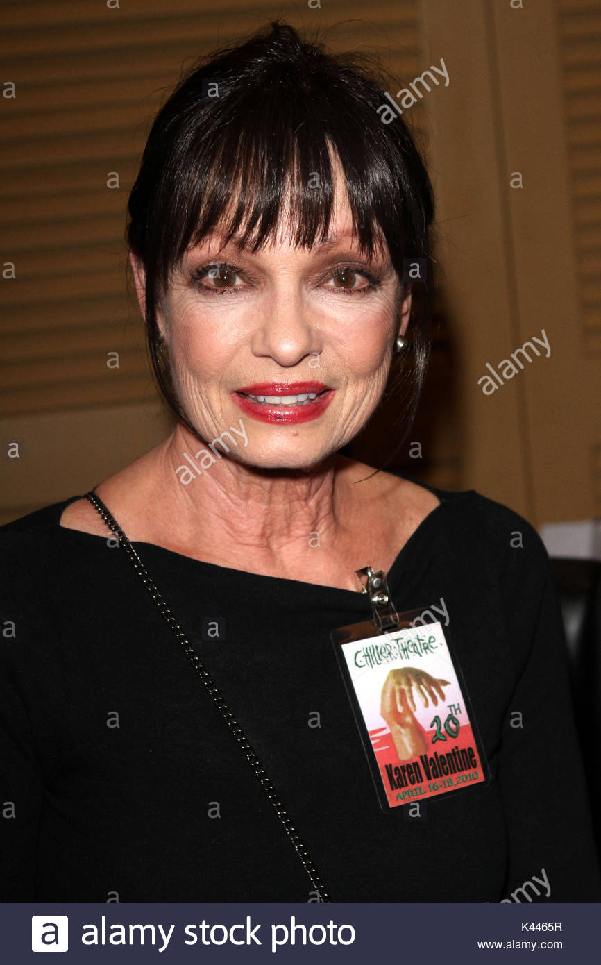 Karen Valentine. Celebrities Attend The Chiller Theatre Toy, Model And Film  Expo At The Hilton Hotel In Parsippany, New Jersey