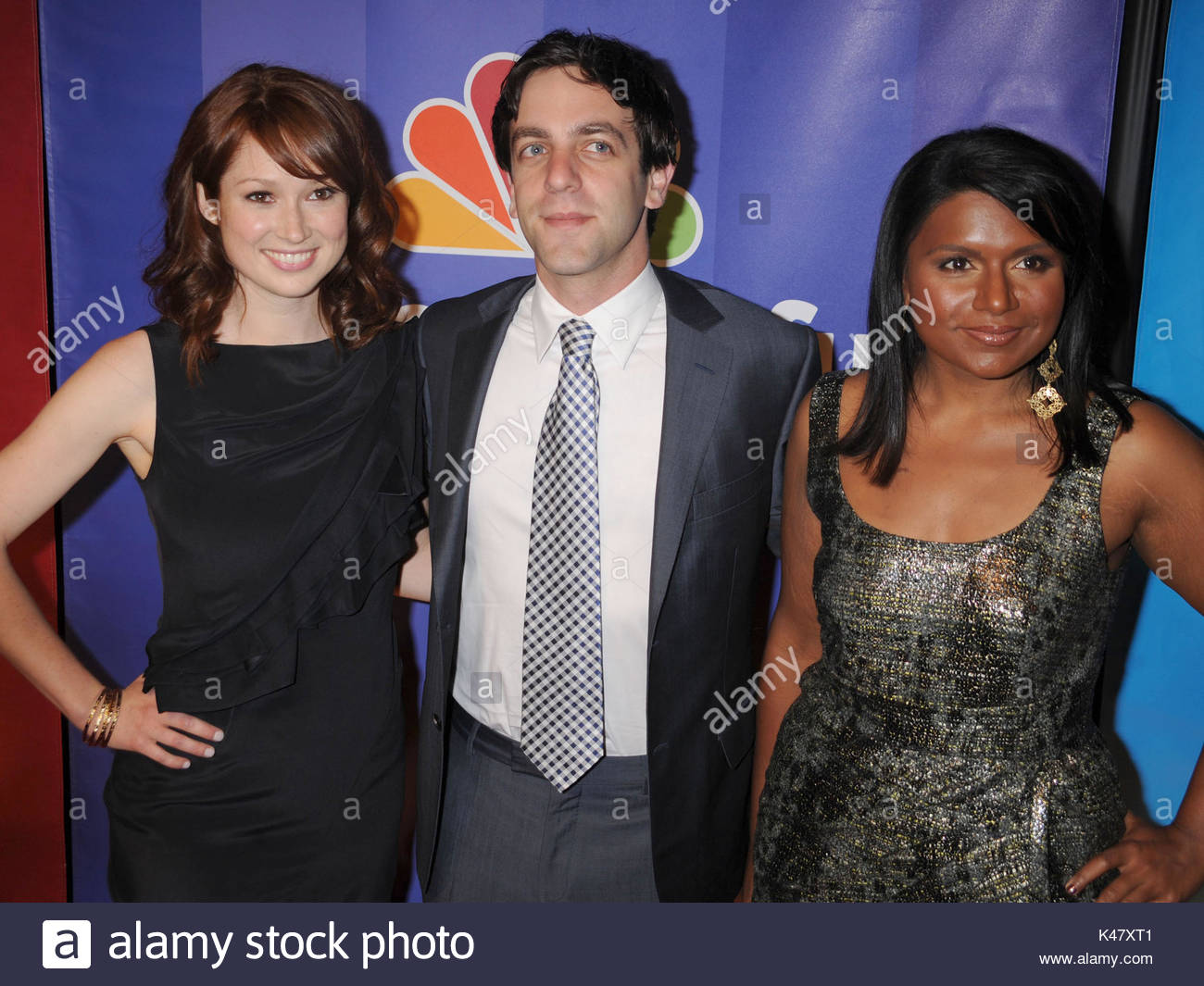 Mindy Kaling And Ellie Kemper