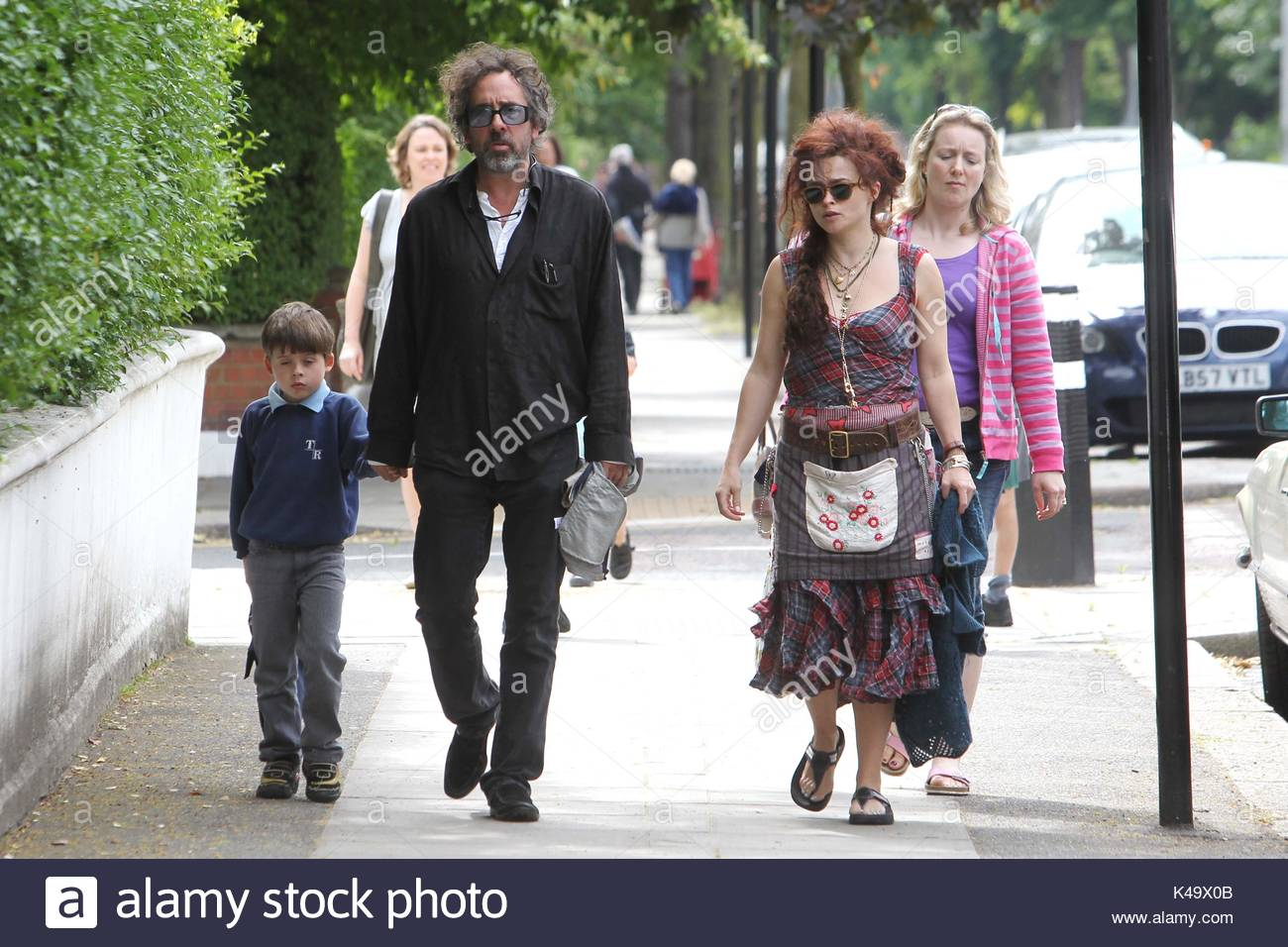 Helena Bonham Carter Kids