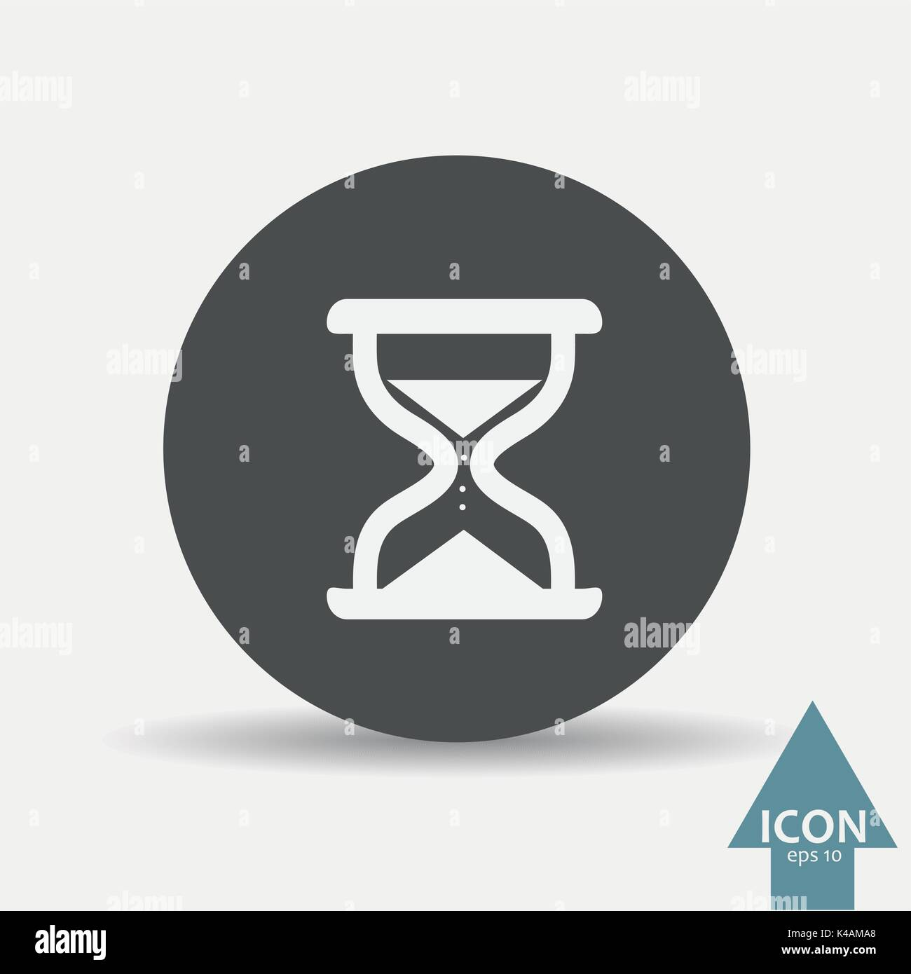 Sand glass vector vectors stock photos sand glass vector vectors hourglass icon vector illustration eps10 stock image biocorpaavc Images