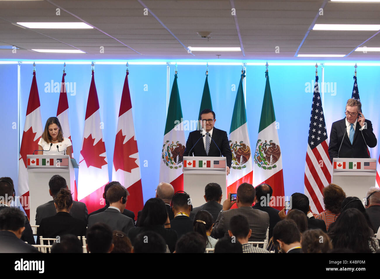 the nafta canada mexico and the usa He recalls life before the north american free-trade agreement (nafta), a trade deal linking mexico with america and canada.