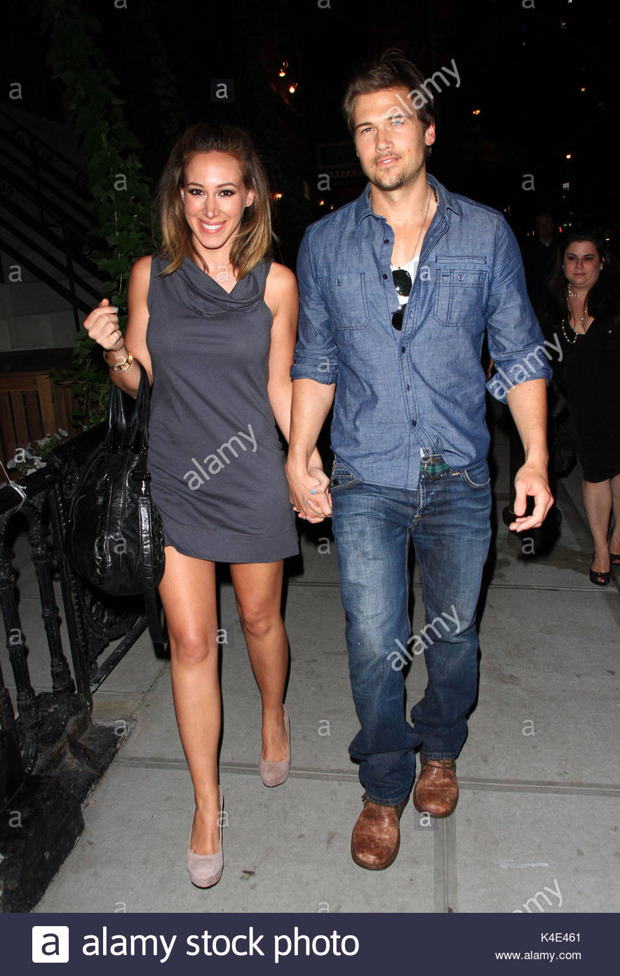 Haylie Duff and Nick Zano. Hilary Duff, Mike Comrie ...