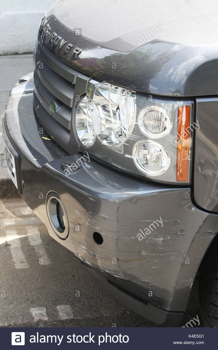 Parking On Kerb Damage Car