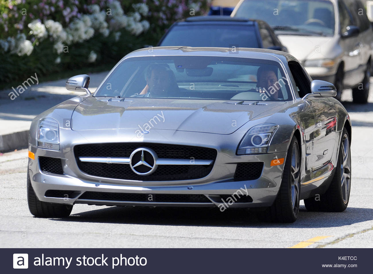 Mark wahlberg mark wahlberg takes his brand new mercedes for Mercedes benz brand image