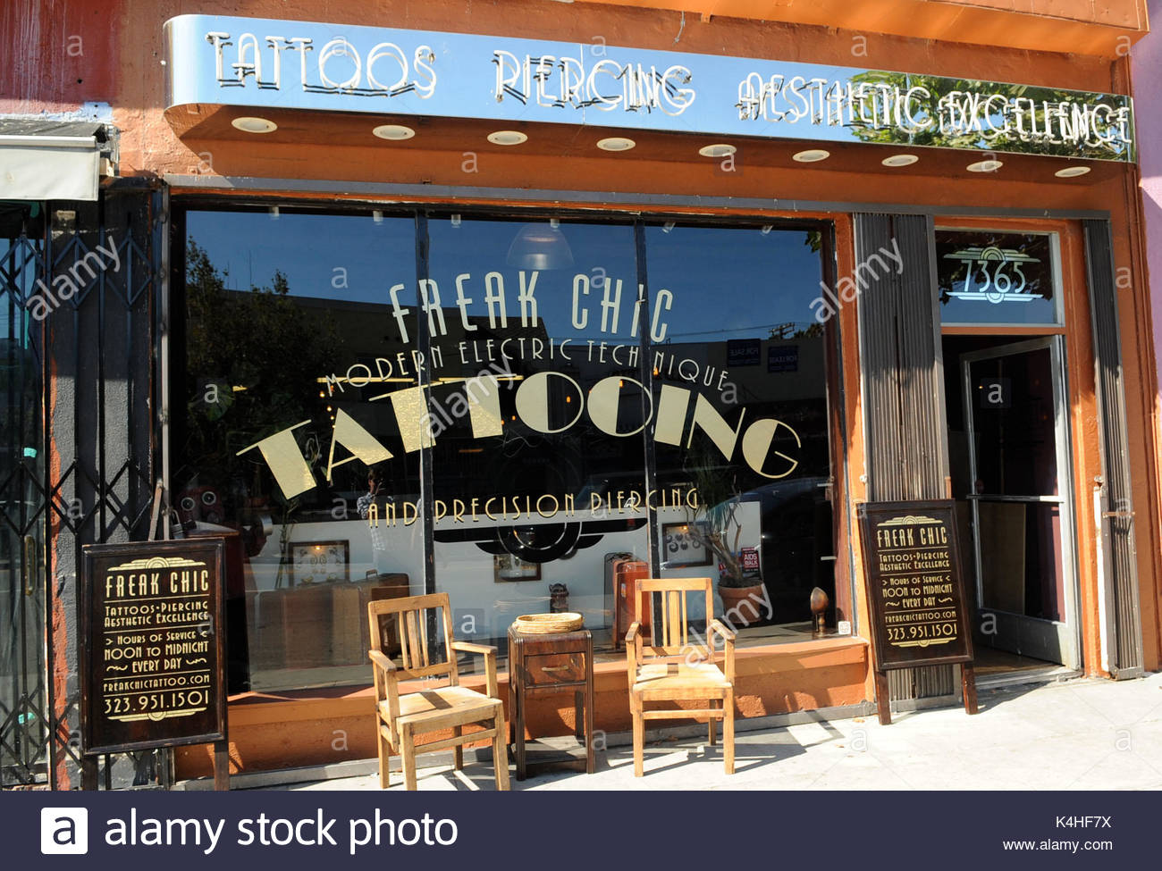 Ear piercing stock photos ear piercing stock images alamy for The parlour tattoo