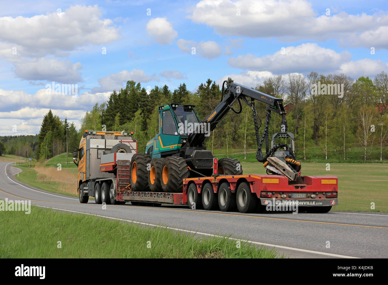Forest Harvester Stock Photos & Forest Harvester Stock Images - Alamy