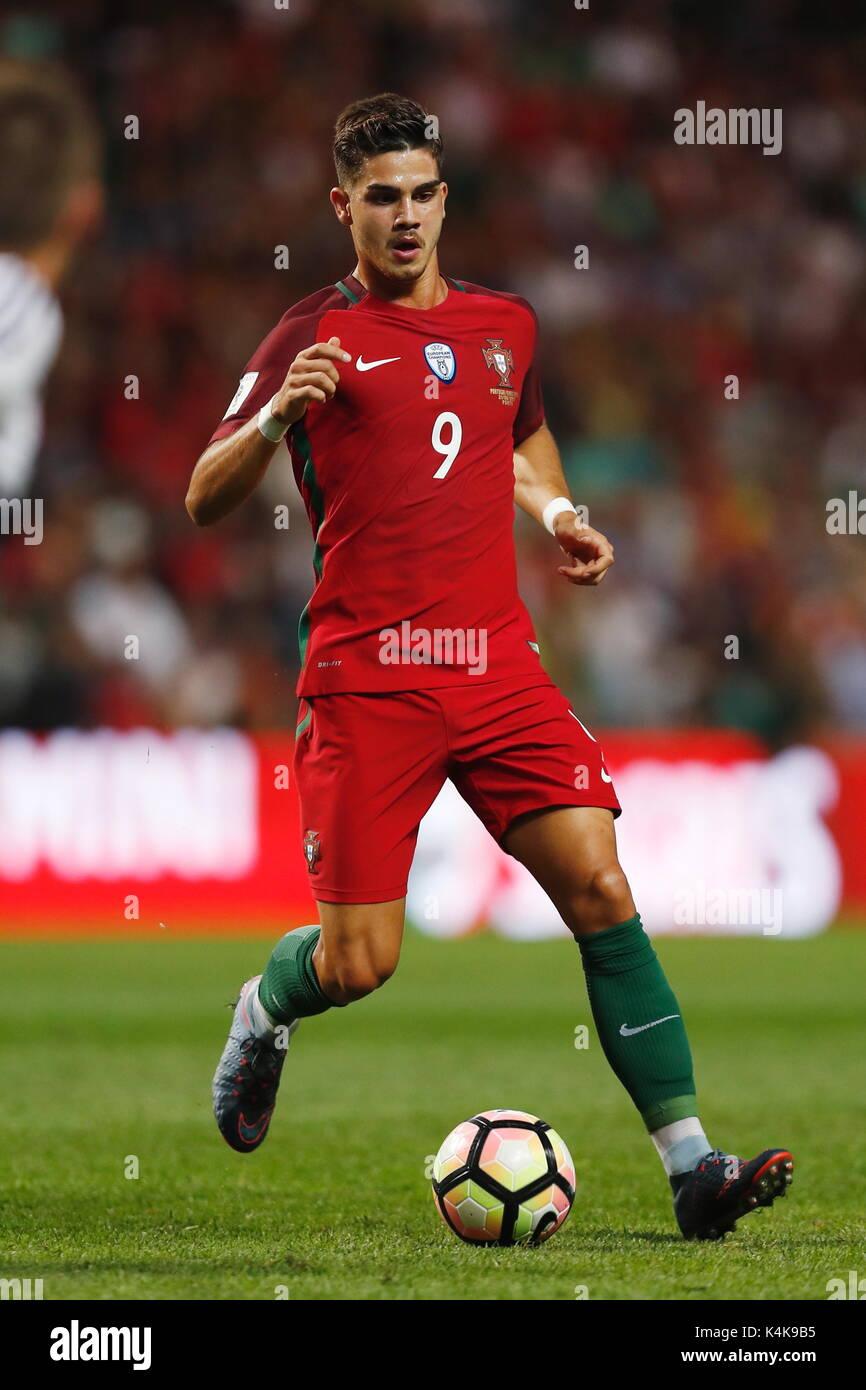 Porto Portugal 31st Aug 2017 Andre Silva POR Football Soccer