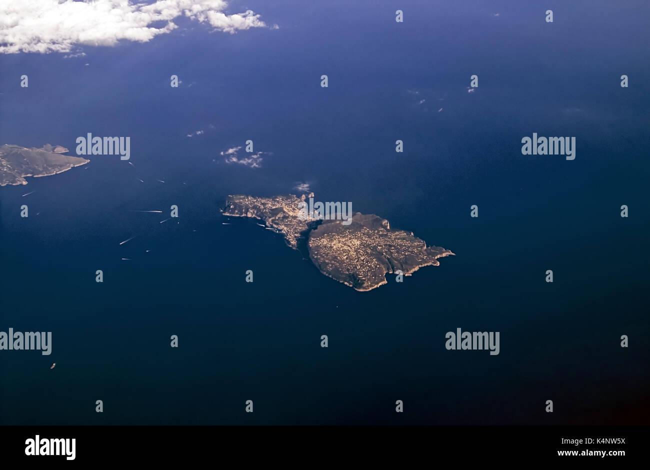 Sicily Island Hills Map