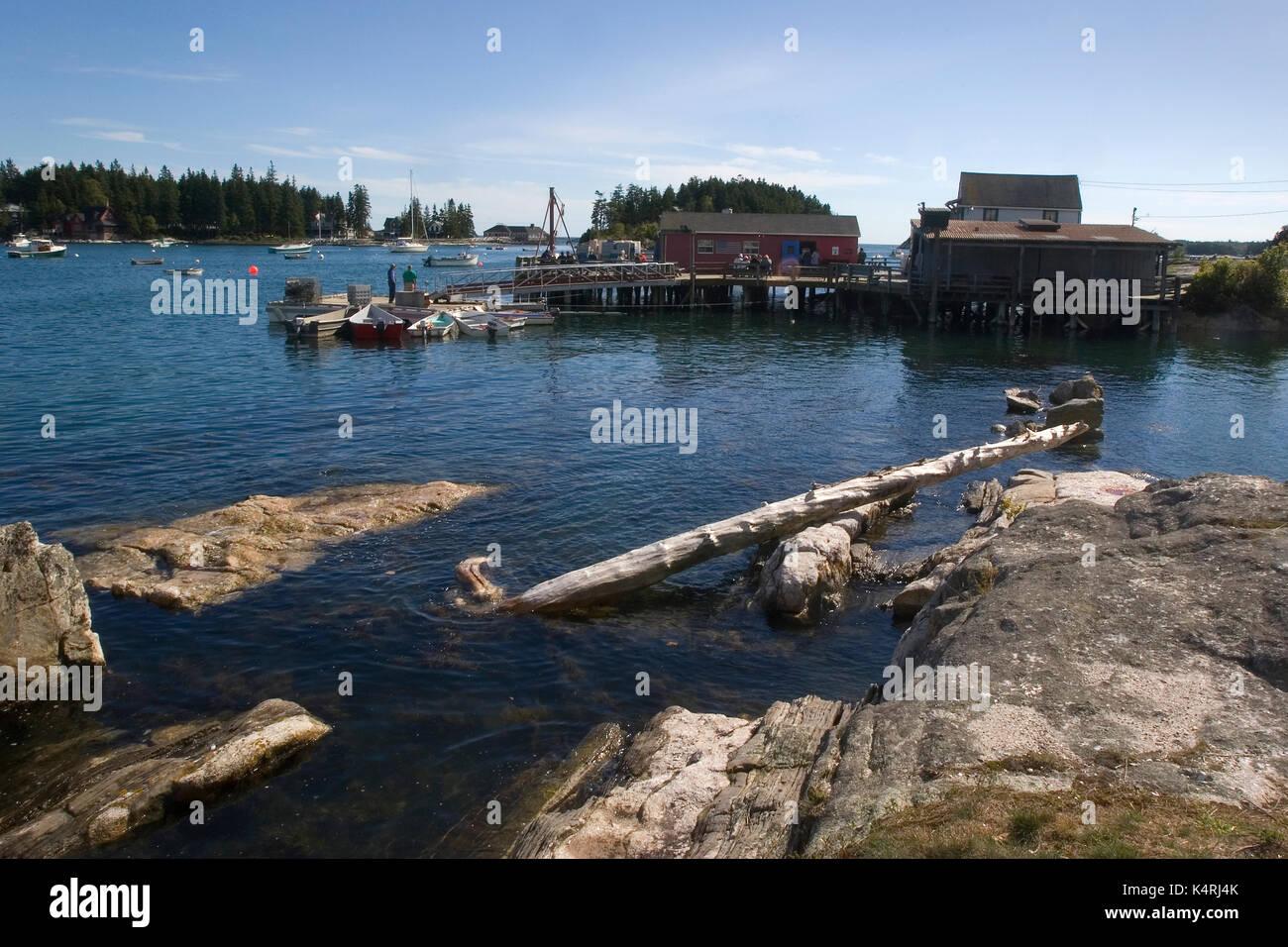 Five Islands Restaurant Maine