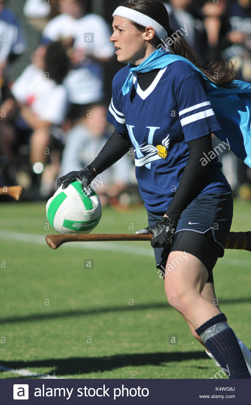 foto How to Play Muggle Quidditch