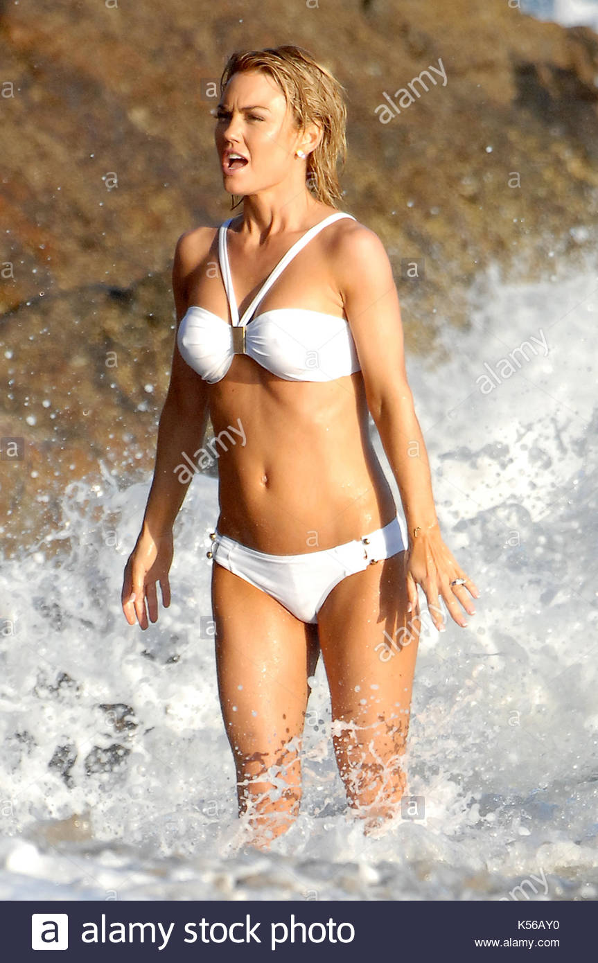 Pity, that Kelly carlson bikini