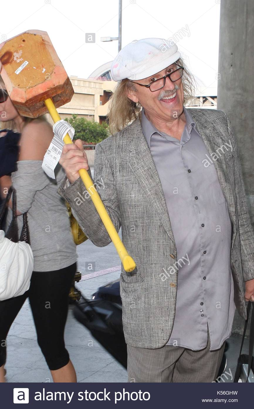 gallagher gallagher and his sledge hammer headed to lax the stock