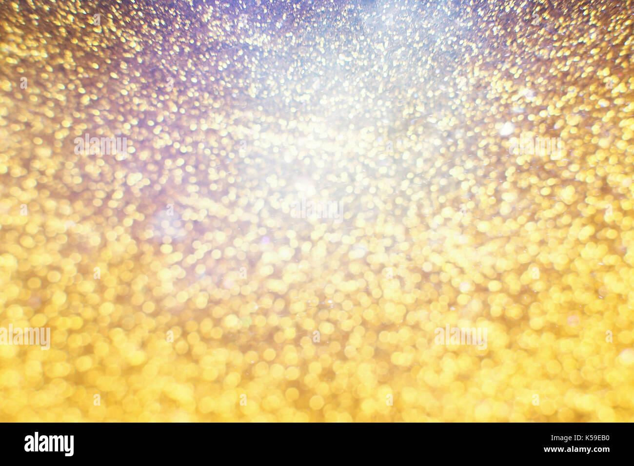 glittering shine bulbs lights background:blur of Christmas wallpaper ...