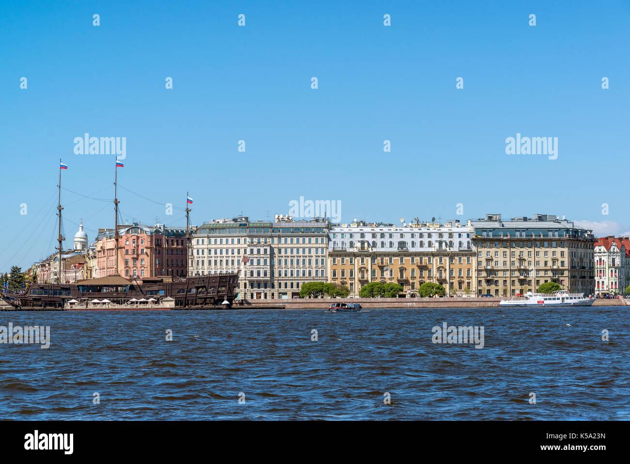 The Flying Dutchman Restaurant St Petersburg