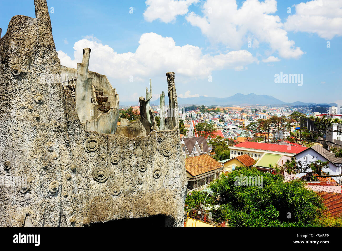 Hang Nga Guesthouse Dalat Stock Photos \u0026 Hang Nga Guesthouse Dalat ...