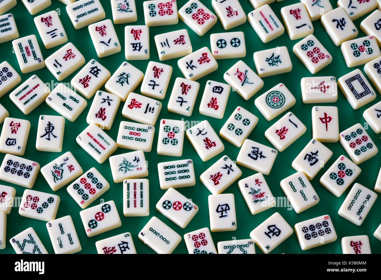 games mahjong tiles