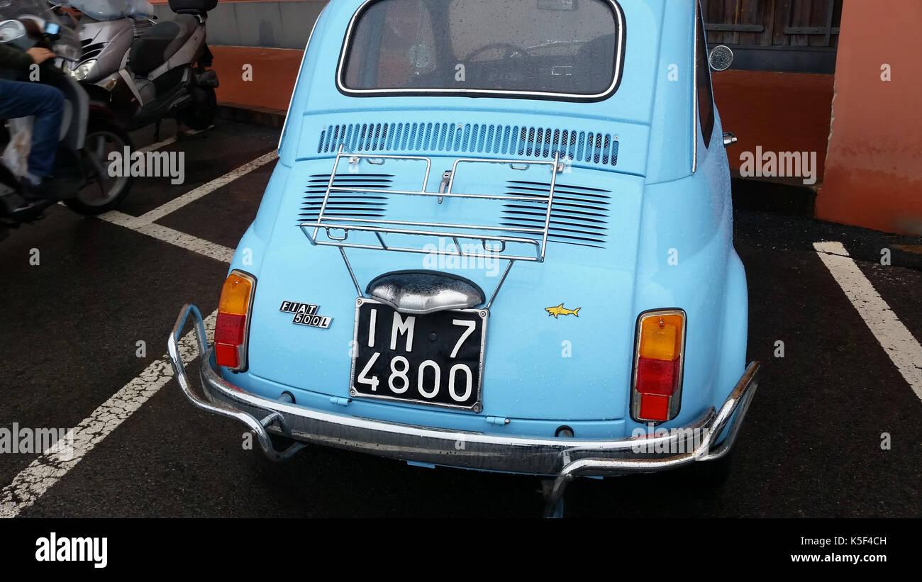 Car Hire Ventimiglia Italy