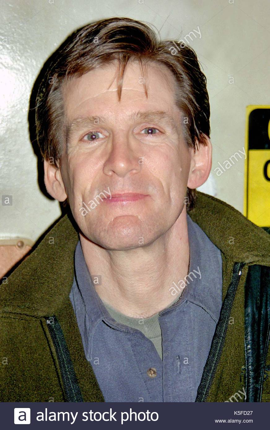 Anthony heald bushwhacked