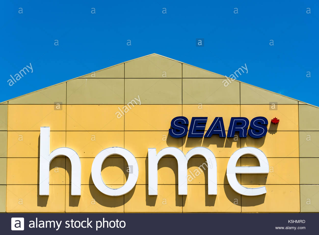 Sears Home store  Sears is an American chain of department stores  Known  for selling. Sears Store Stock Photos   Sears Store Stock Images   Alamy