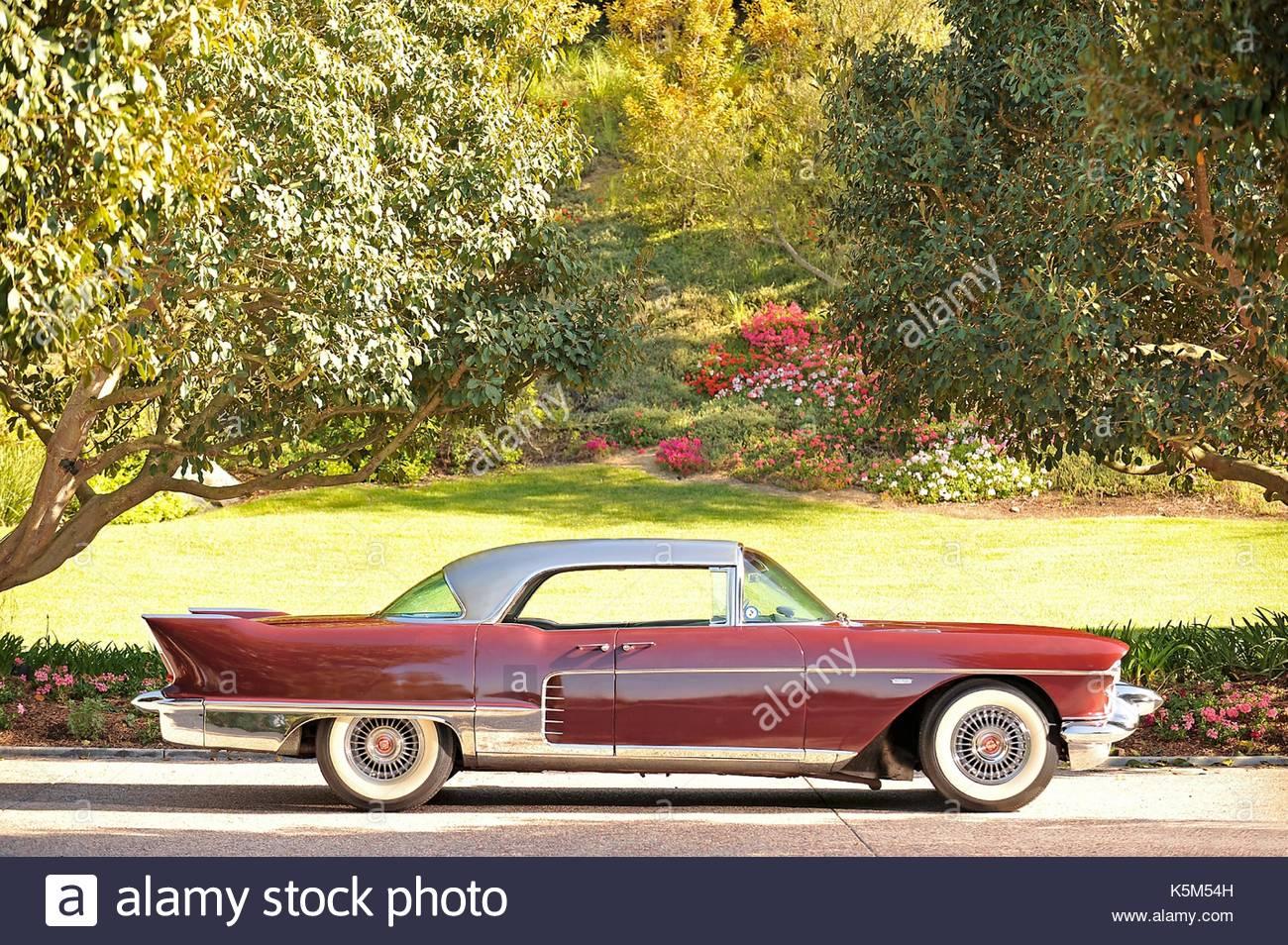 Frank Sinatra S 1958 Cadillac Eldorado Classic Cars Belonging To