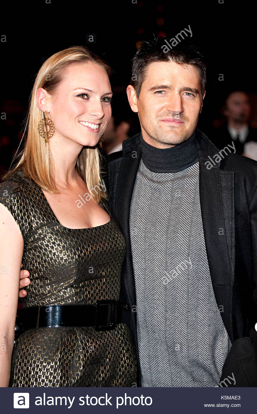 Clare Harding And Tom Chambers Stock s & Clare Harding And