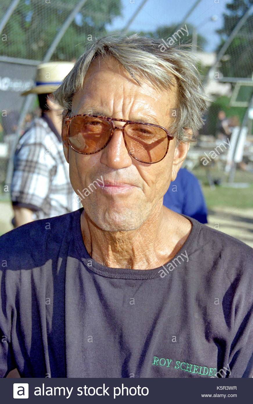 Roy Scheider Stock Photos & Roy Scheider Stock Images - Alamy