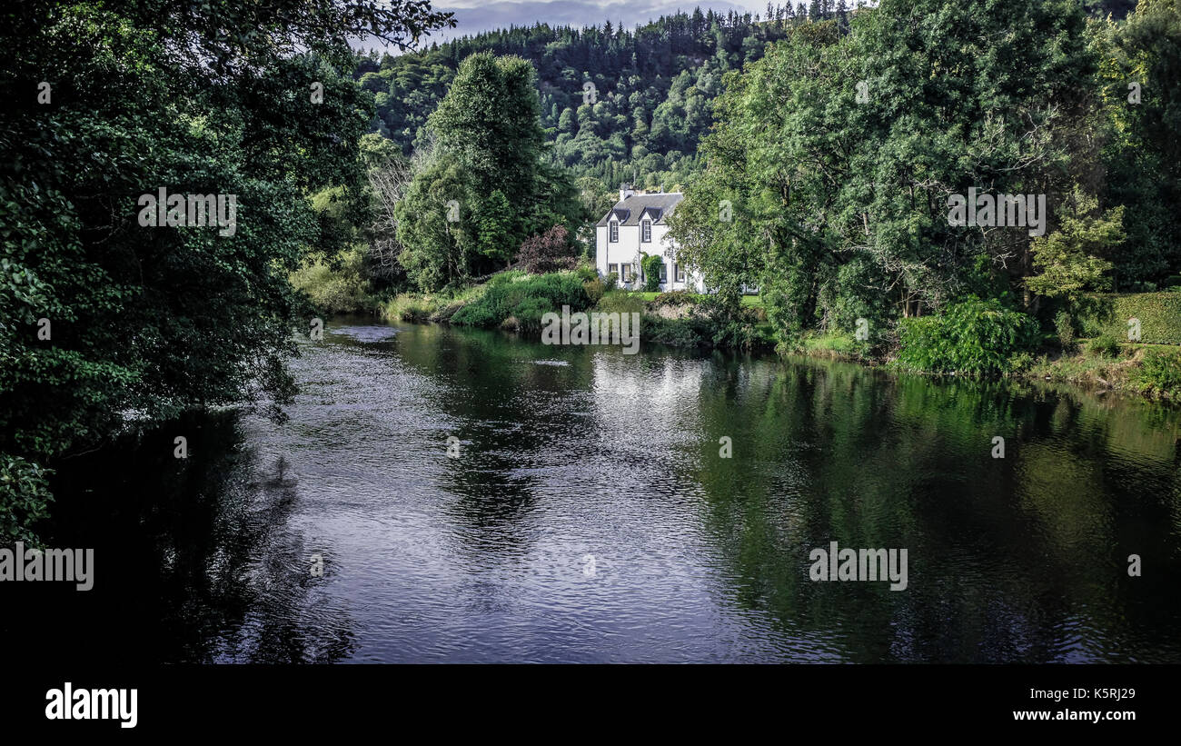 Perthshire Cottage Stock Photos \u0026 Perthshire Cottage Stock Images ...