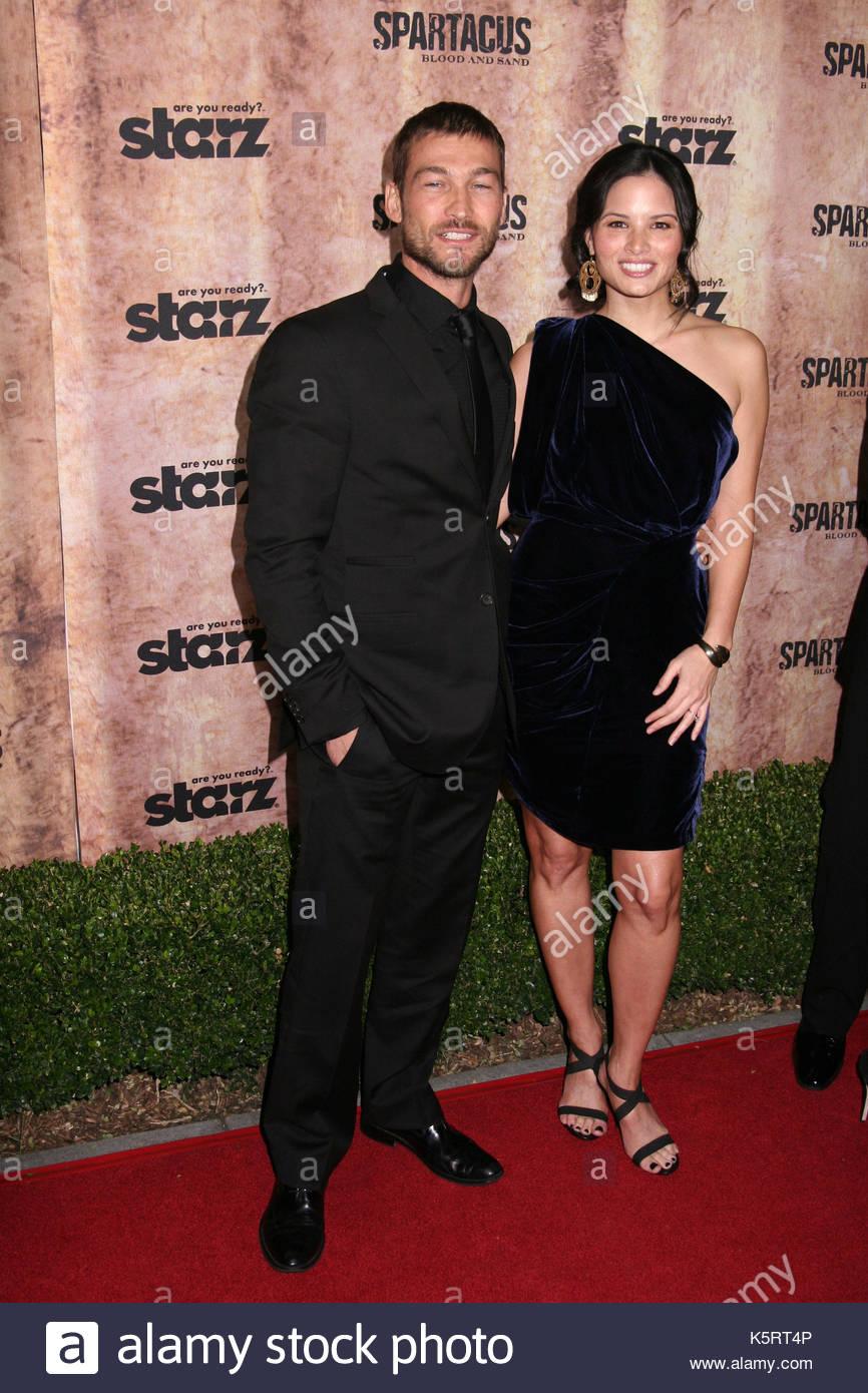Katrina Law And Liam Mcintyre